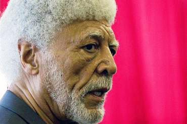 Dellums - Out like a lamb.